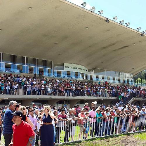 Jockey Club do Paraná: Uma tarde inesquecível