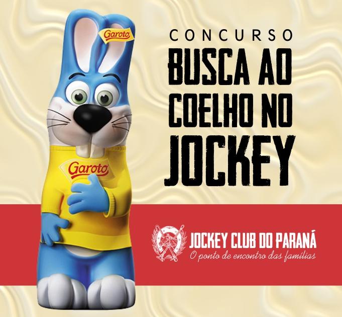 Concurso busca ao coelho no Jockey