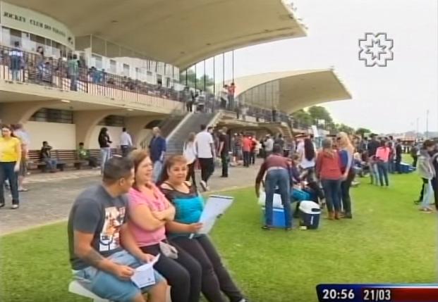 Rede Mercosul/Record News divulga o Turfe paranaense com duas excelentes reportagens!!