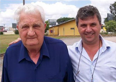 Homenagem a Guido Irineu Pelanda