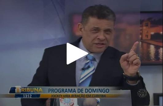 PROGRAMA DE DOMINGO: JOCKEY CLUB VIRA ATRAÇÃO EM CURITIBA