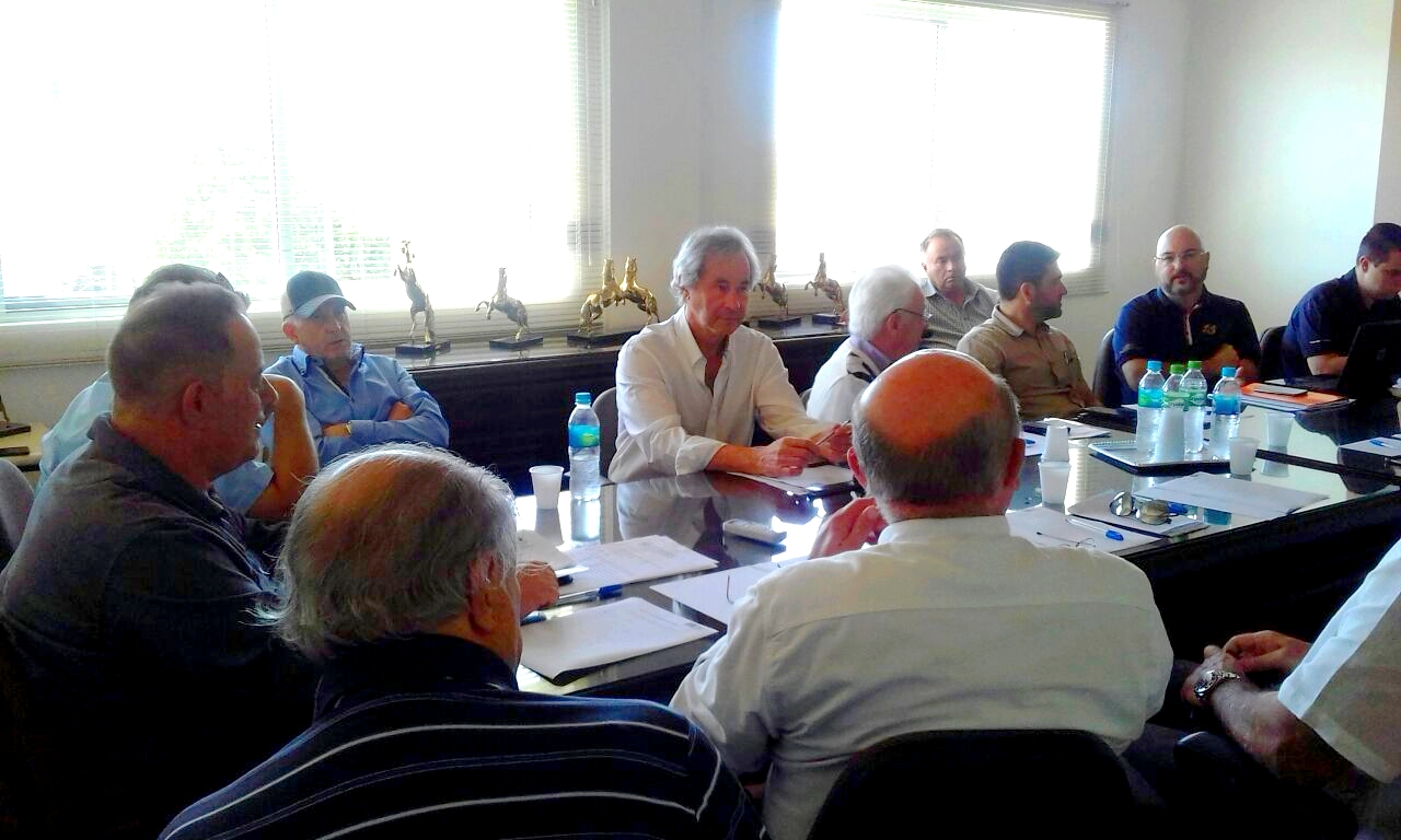 Reunião de diretoria da ABCPCC