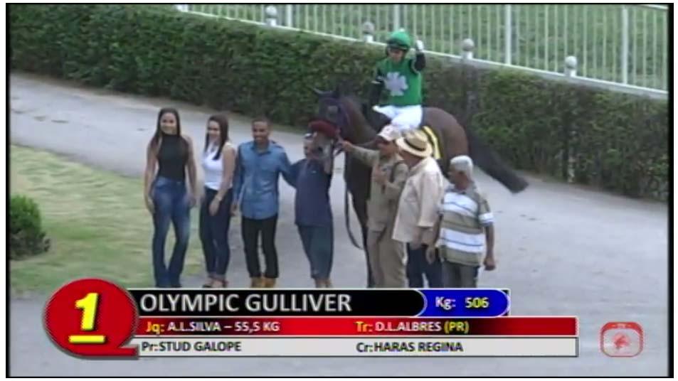 Olympic Gulliver vence Prova Especial em Cidade Jardim