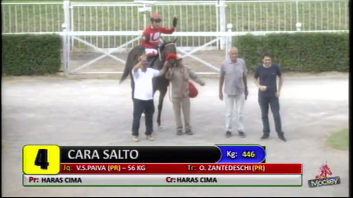 Cara Salto estreia com vitória em Cidade Jardim
