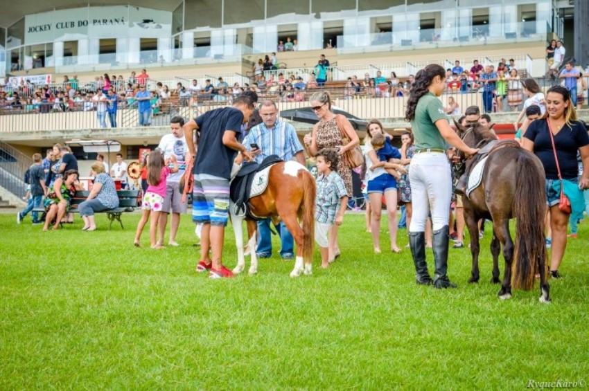 Festival do GP Paraná Jockey Plaza terá várias atrações para as crianças
