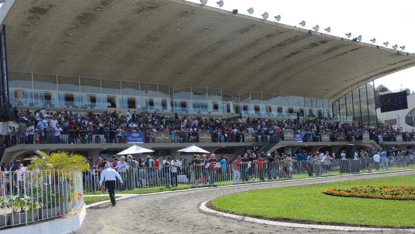 MAPA envia relatório positivo para o Jockey Club do Paraná