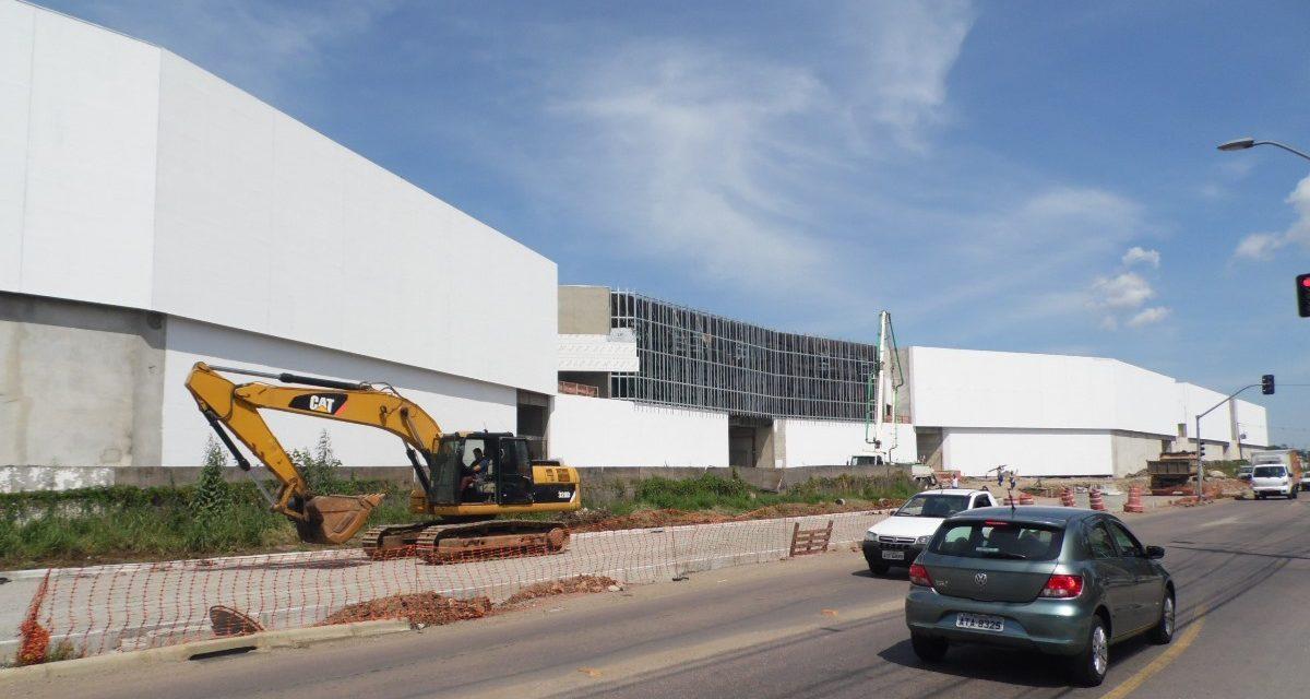 Jockey Plaza: Obras avançam e expectativas aumentam