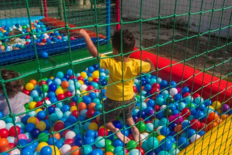 Atrações: Diversão gratuita para as crianças no Derby Day