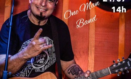 One Man Band é a atração musical do dia 21/07