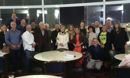 Momentos: Familiares de Cristiano Justus vieram ao Jockey para receber homenagem
